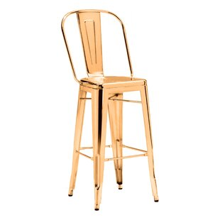 Mucci 29.9 Bar Stool (Set of 2) By Brayden Studio