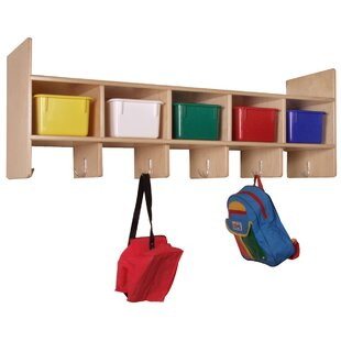 5 Compartment  Cubby ByAngeles