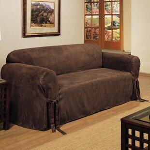 Chic Box Cushion Sofa Slip..