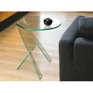 Orren Ellis Gurley End Table