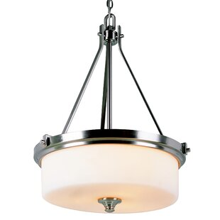 TransGlobe Lighting Young And Hip 3-Light Pendant