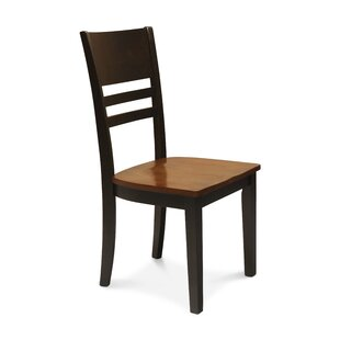 Dacosta Solid Wood Dining Chair (Set Of 2) By Winston Porter