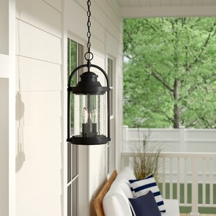 Claire 3-Light Outdoor Hanging Lantern