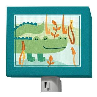 Oopsy Daisy A Through Z Animals - Alligator Night Light