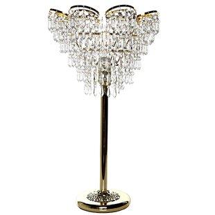 Cendrillon Cascading 24 Torchiere Lamp