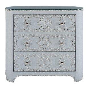 Coyle 3 Drawer Accent Chest