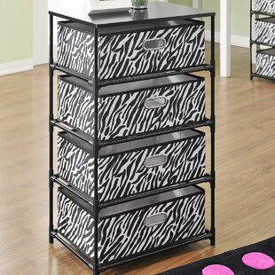 Altra 4 Bin End Table with Storage