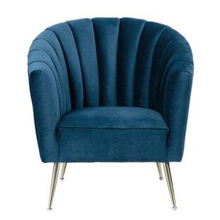 Mercer41 Hurwitz Barrel Chair