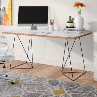 Wolak Wood Writing Desk