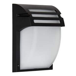 9-Watt LED Outdoor Security Wall Pack by Sunset Lighting