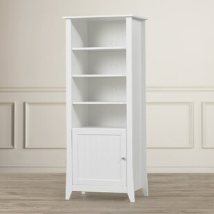 Beachcrest Home Hurst Standard Bookcase