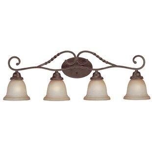 Astoria Grand Westerleigh 4-Light Vanity Light