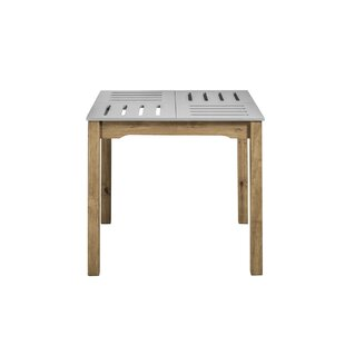 Wiggin Solid Wood Dining Table