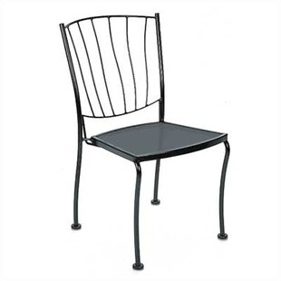 Aurora Stacking Patio Dining Chair