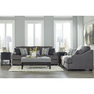 Latitude Run Nicholls Upholstery Living Room Set