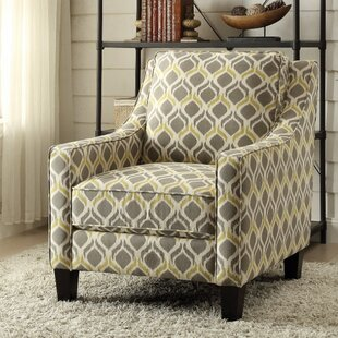 Bungalow Rose Snowberry Armchair