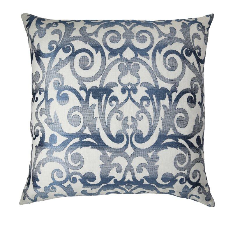 Ann Gish Flourish Square Linen Pillow Cover Wayfair