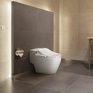 Read Reviews Slim One Toilet Seat Bidet ByBio Bidet