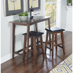Lonon 3 Piece Dining Set