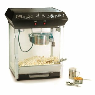 4 Oz. Kettle Tabletop Popcorn Maker by Elite Maxi-Matic