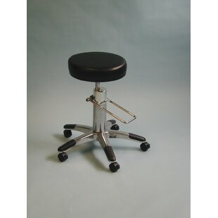 Height Adjusts Hydraulic surgical stool