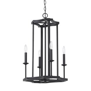 Union Rustic Mcdowell 4-Light Candle Styl..