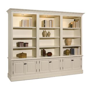 French Restoration Brighton Oversized Set Bookcase A&E Wood Designs Sale