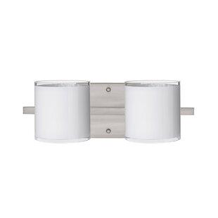 Speidel 2-Light LED Bath Bar by Brayden Studio
