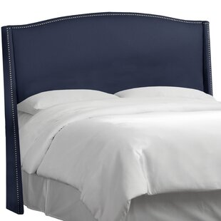 Patriot Upholstered Wingback Headboard