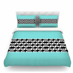 Pruga by Trebam Featherweight Duvet Cover