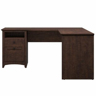 Fralick L-Shaped Executive Desk