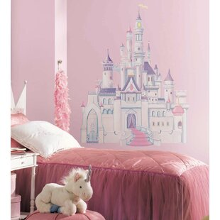 4e40807a3c4 Disney Princess Castle Wall Decal