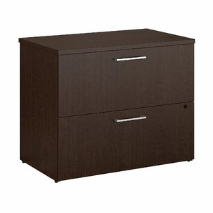 Bush Business Furniture 300 Series 2-Drawer Lateral Filing Cabinet