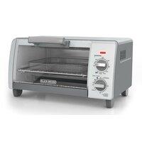 Deals on Black + Decker Crisp Bake Air Fry 4-Slice Toaster Oven