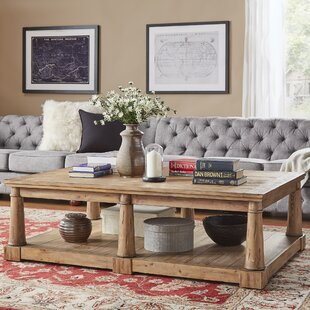 Three Posts Newsome Coffee Table