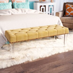 Bouton Upholstered Bench