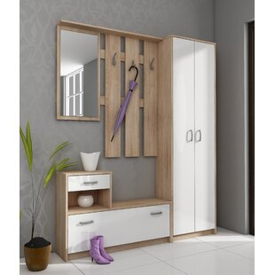 Zenia 3 Piece Hallway Set By 17 Stories