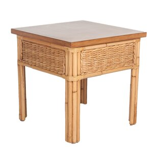 Best Reviews Cabana End Table by Acacia Home and Garden