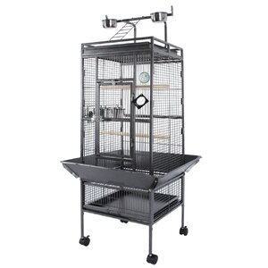 Free Standing Bird Cage