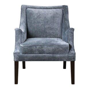 Rohan Wingback Chair by Rosdorf Park