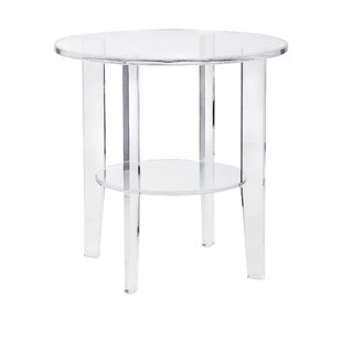 Boykin Striking Acrylic End Table