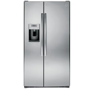 28.4 cu. Ft. Side By Side Refrigerator by GE Profile™