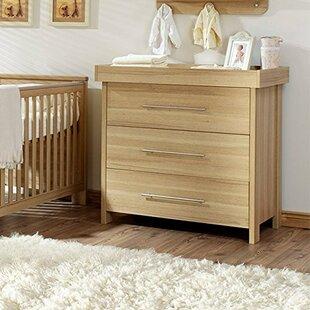 Compare Rasalhague 3 Drawer Dresser ByMack & Milo
