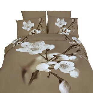 Dolce Mela Delicato 6 Pieces Reversible Duvet Cover Set