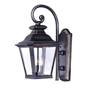 Darby Home Co Sunbury 3-Light Outdoor Wall Lantern