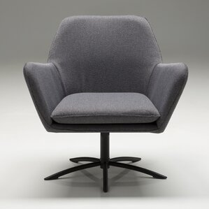 Belding Swivel Armchair by Orren Ellis