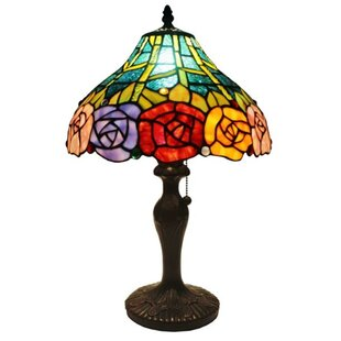 Roses 19 Table Lamp