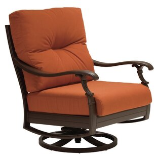 Ravello Patio Chair with Cushion by Tropitone