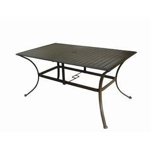 Island Breeze Metal Dining Table by Panam..