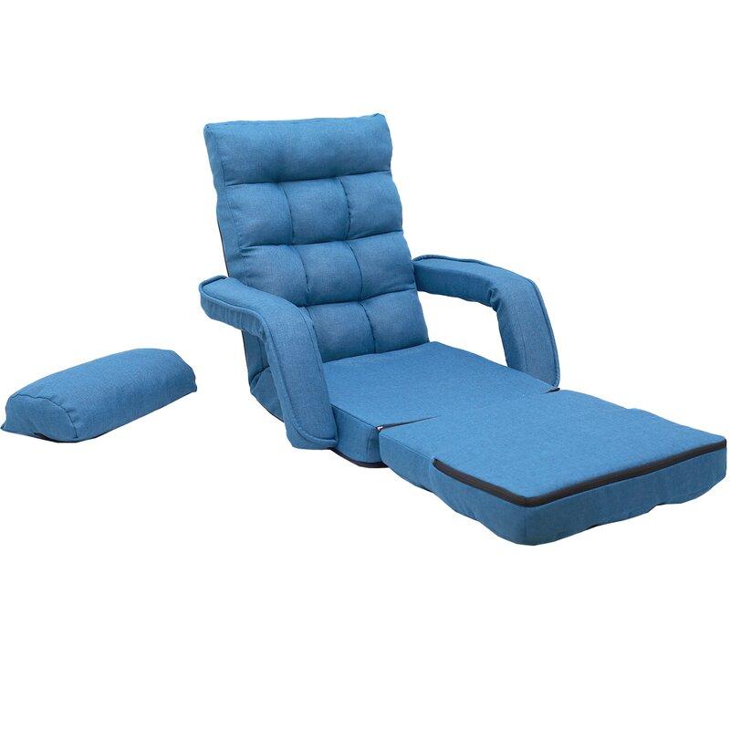 Trule Hemphill Floor Game Chair Wayfair